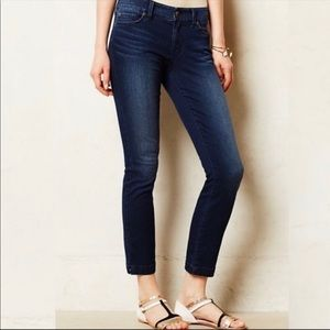 Level 99 'lily crop' skinny straight, size 27